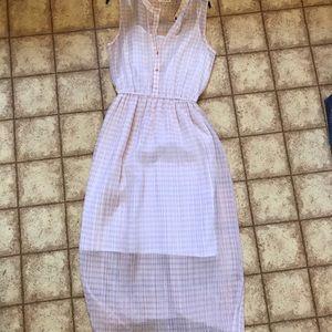 Maison Jules Pink Dress